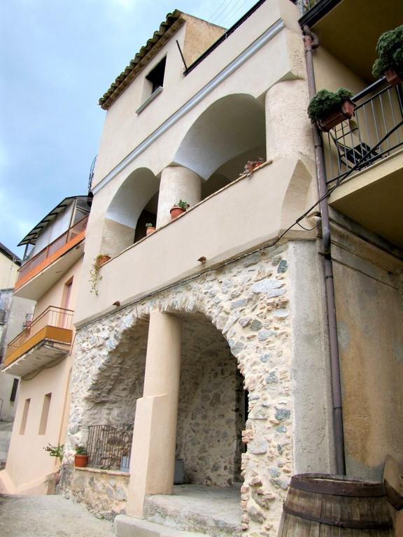 En gammal byggnad