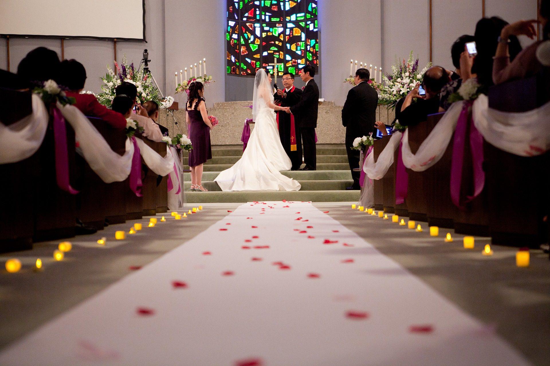 U.K. Weddings