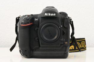 Camera Nikon D4