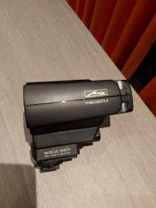 Metz mecablitz SCA 3401 flitser