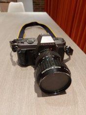 Pentax P30T camera