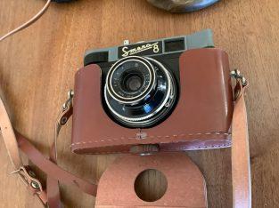 authentieke SMENA 8 camera van 1967