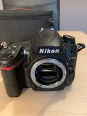 Nikon Digitale Spiegel Reflexcamera D-7000