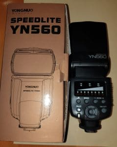 Speedlite YN 560