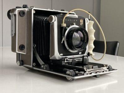 Linhof Master Technika 4/5 inch camera