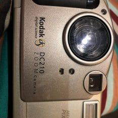 Kodak DCS210 – perfecte staat