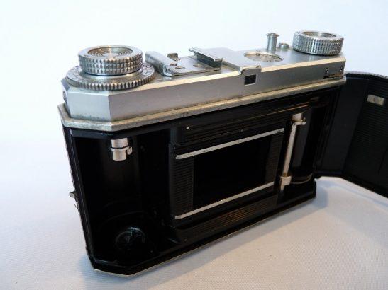 vintage Kodak Retina 1 (type 013) uit 1949 met tas