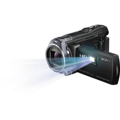 sony handycam camcorder HDR-PJ810E