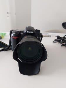 Nikon d7000 + accessoires