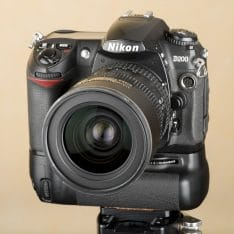 Nikon D200 body digitale reflexcamera