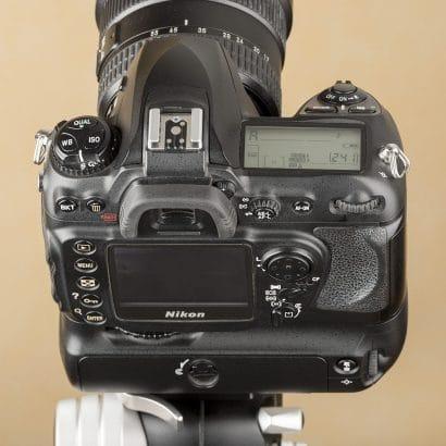 Nikon D200 body digitale reflexcamera