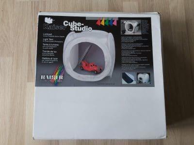 Kaiser Cube-Studio Light Tent 90x90x90 cm