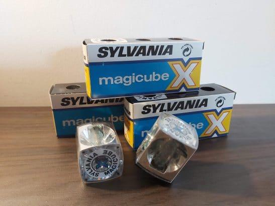 Sylvania Magicubes X (minder en minder vindbaar)