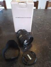 Nikkor AF-S 24-85mm f/3.5-4.5G ED VR