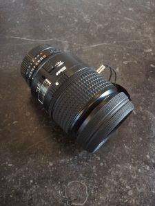 Nikkor AF-D 105mm f/2.8 Micro