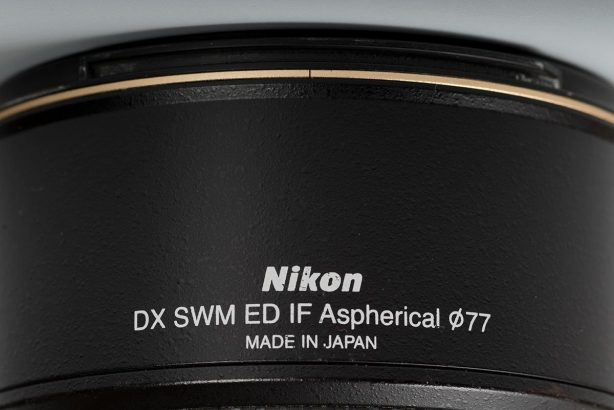 Nikkor AF-S 17-55mm 1:2,8 G ED