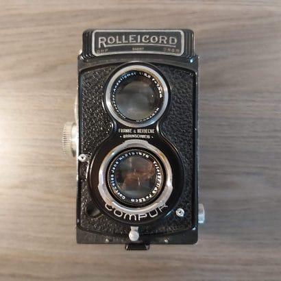 Rolleicord IIb – model 3