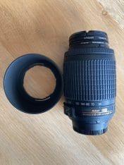 Nikon AF-S 55-200mm 1:4.5-5.6G ED VR