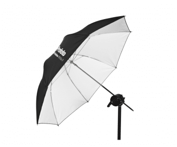 Profoto Umbrella Shallow White M + Umbrella M Diff