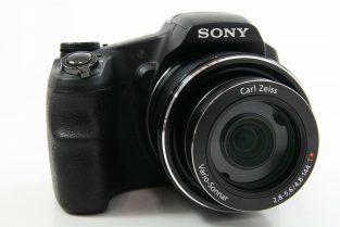 Sony DSC HX200V met Carl Zeis lens 18,1 MP.