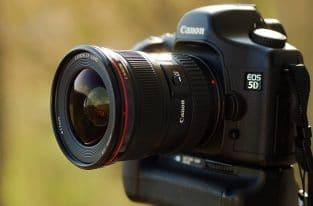 Canon 17-40mm breedhoek lens