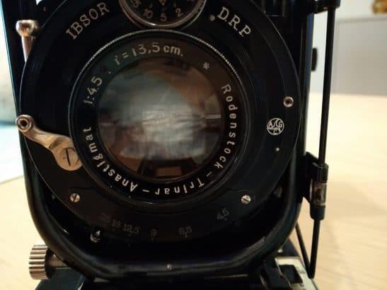 GUNZ fotocamera 1921