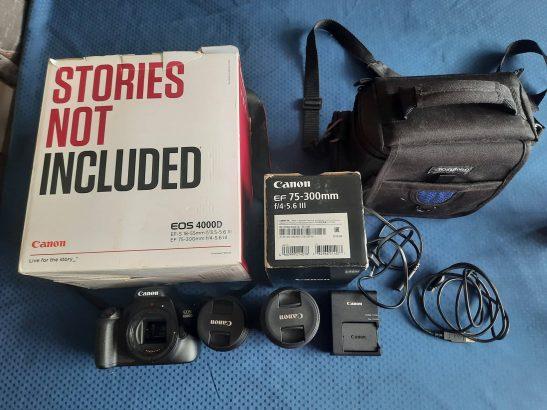 Camera te koop (CANON)