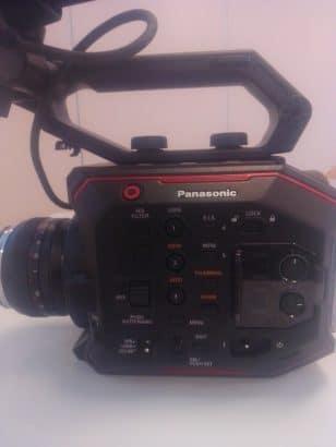 Panasonic UA-EVA1