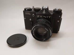 Zenit TTL (Olympic Games Moskow 1980) + Helios-44M