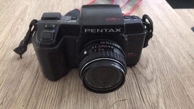Verschillende oude fototoestellen