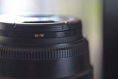 BW UV filter 86mm