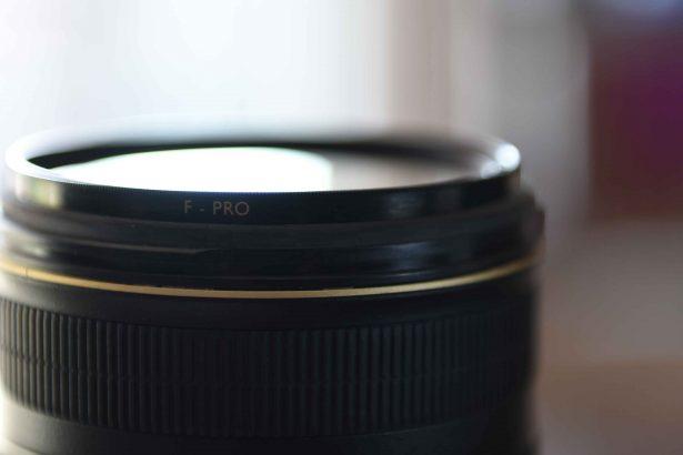 B&W UV filter 77mm