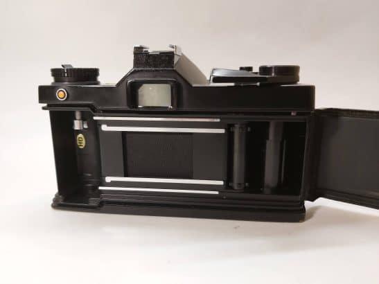 Mamiya NC1000 S + Mamiya-Sekor Auto 50mm – f1,7