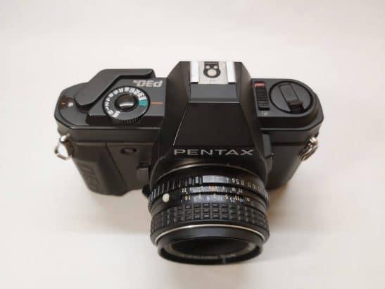 Pentax Asahi P30N + SMC Pentax-M Asahi 50mm- f 2