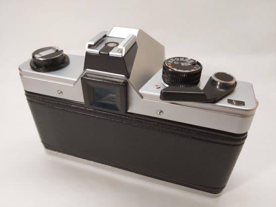 Praktica MTL 5 + Pentacon 50mm / f1.8 lens