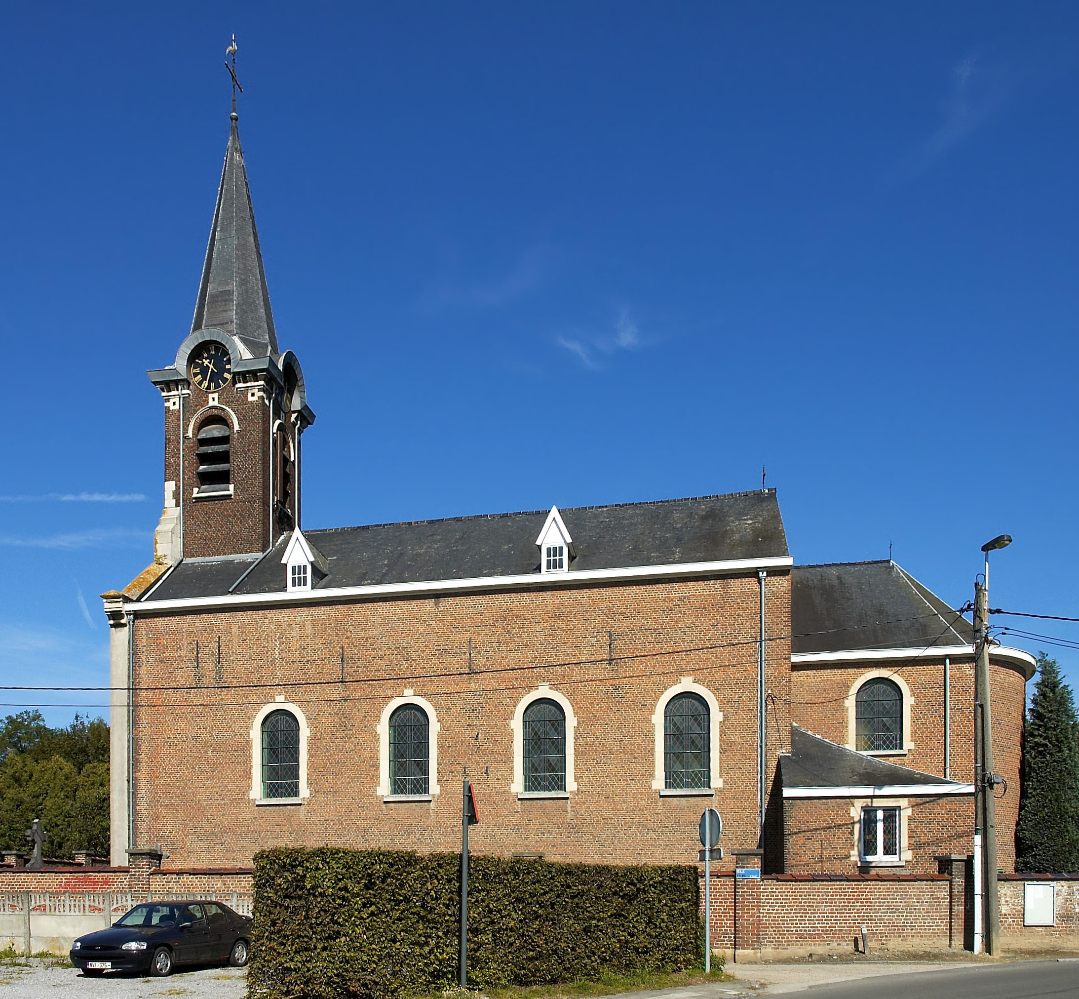 Cantuva Kerk Terlanen