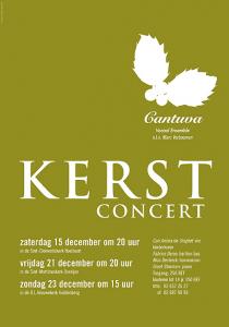 Cantuva Kerstconcert 2001