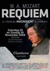 Cantuva Requiem & Magnificat