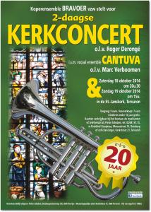 Cantuva Kerkconcert Bravoer Tervuren