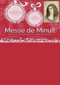 Cantuva Messe de Minuit