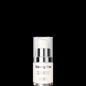 En 15 ml eye gel fra Berry.En, der modvirker sorte rander under øjnene. Uden parfume, alkohol og olie.