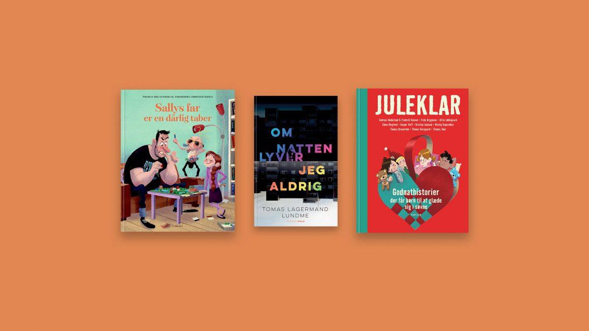Nye bøger i november