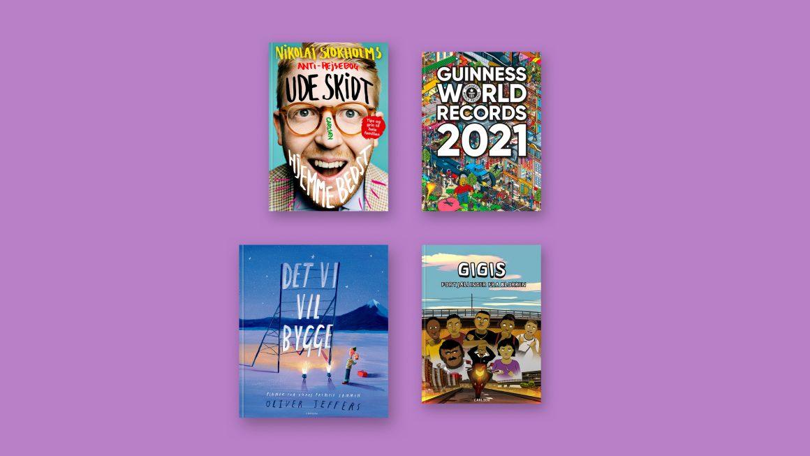 Nye bøger i oktober