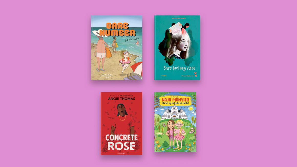 Nye bøger i februar