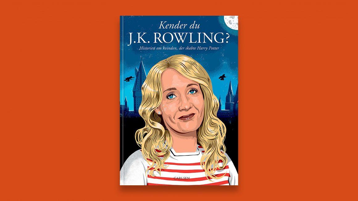 Kender du J.K. Rowling?