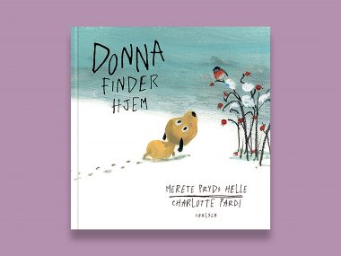 Donna finder hjem