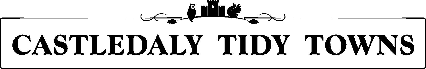 Castledaly Tidy Towns logo