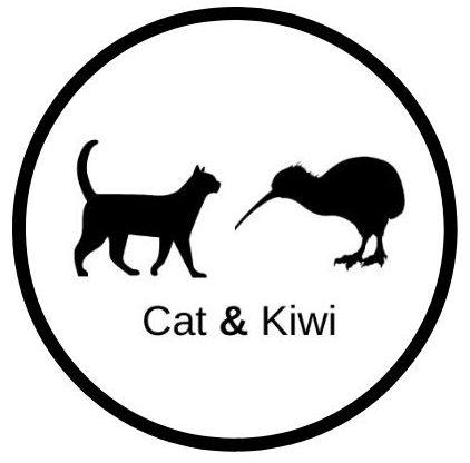 Cat and Kiwi logo white bg