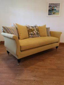 Chateau Sofa with cushions