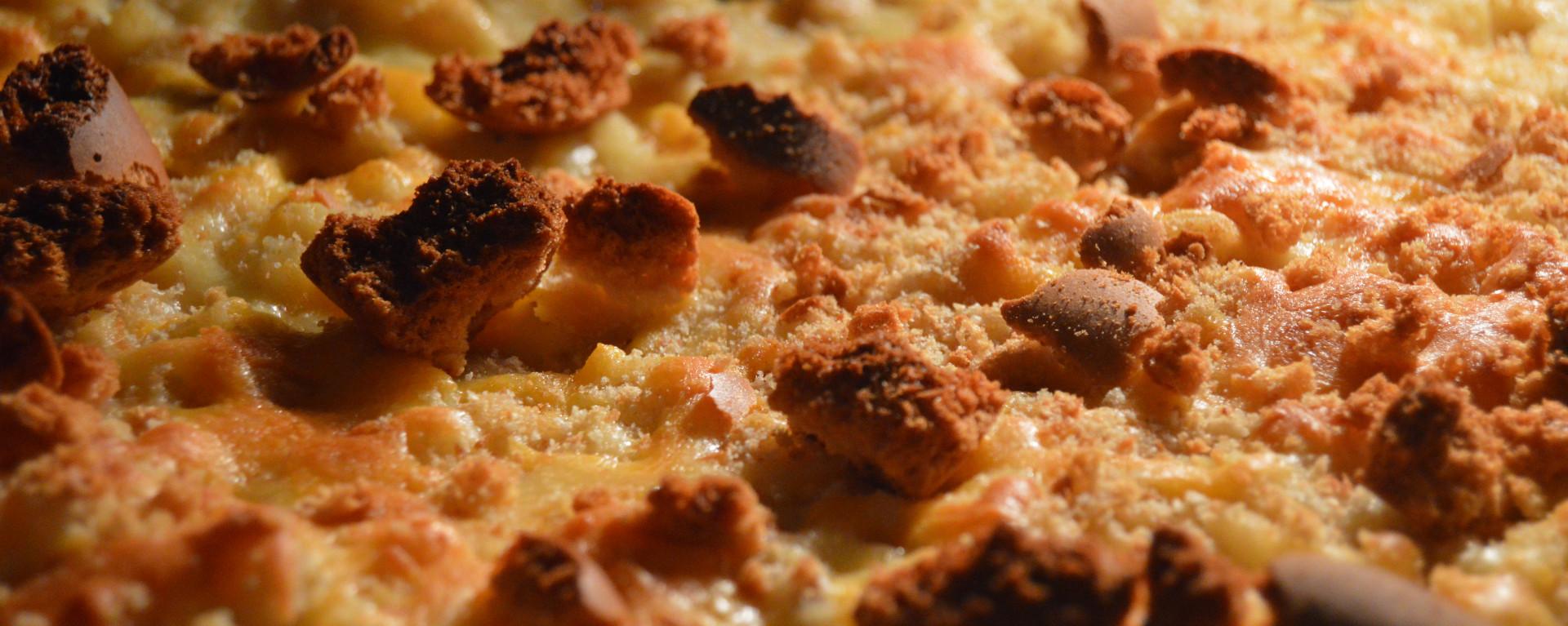 Norwegian Fishy Mac & Cheese